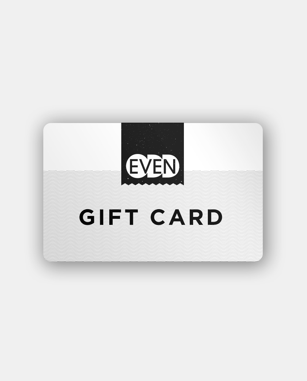 EvenOdd Gift Card