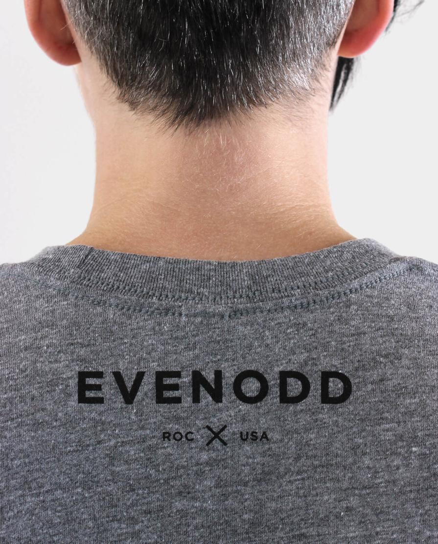 EvenOdd T-Shirt Back