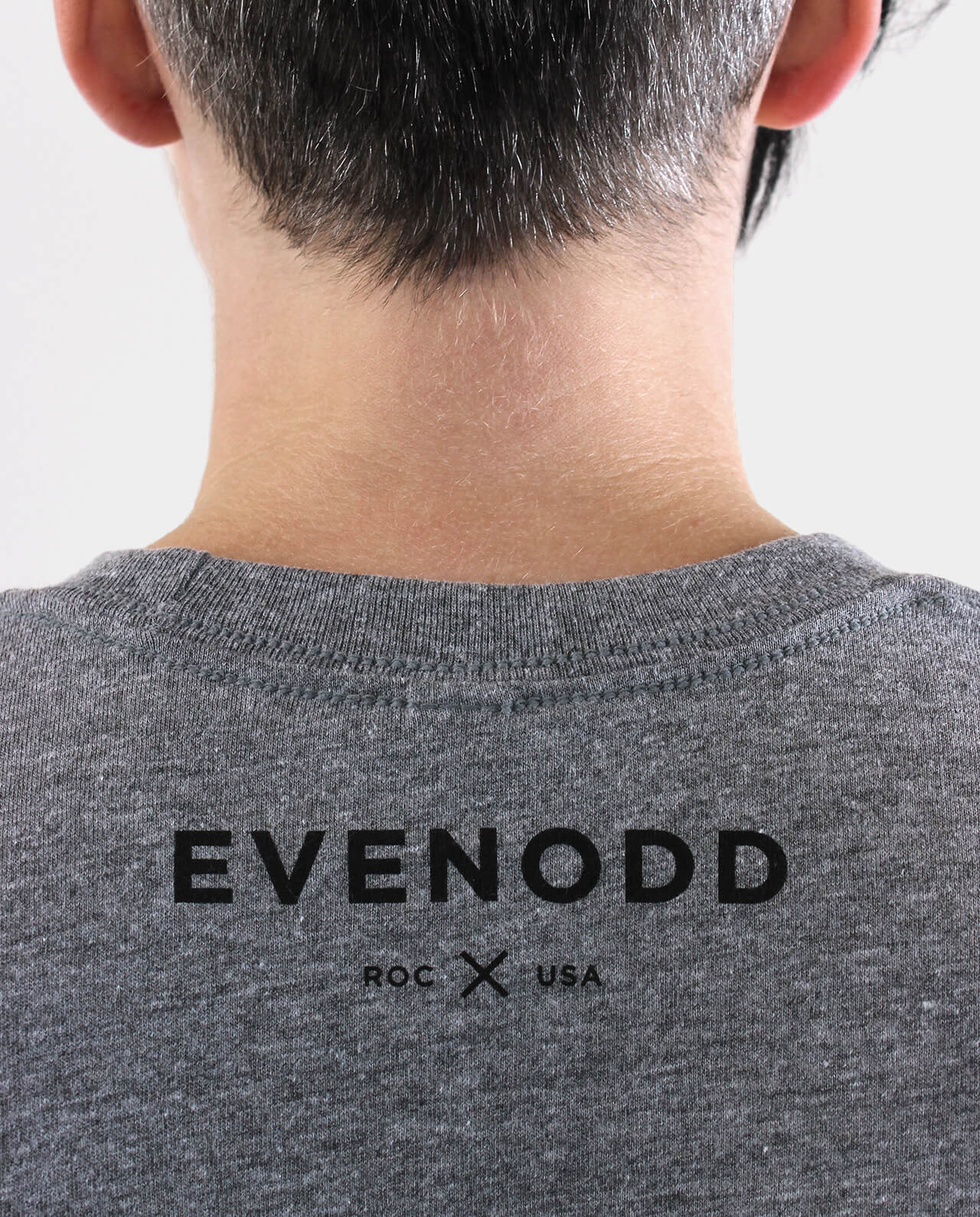 EvenOdd T-Shirt Back