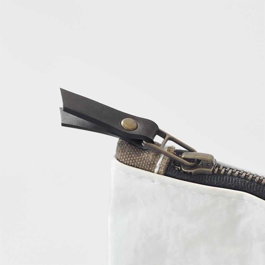antique brass ykk zipper