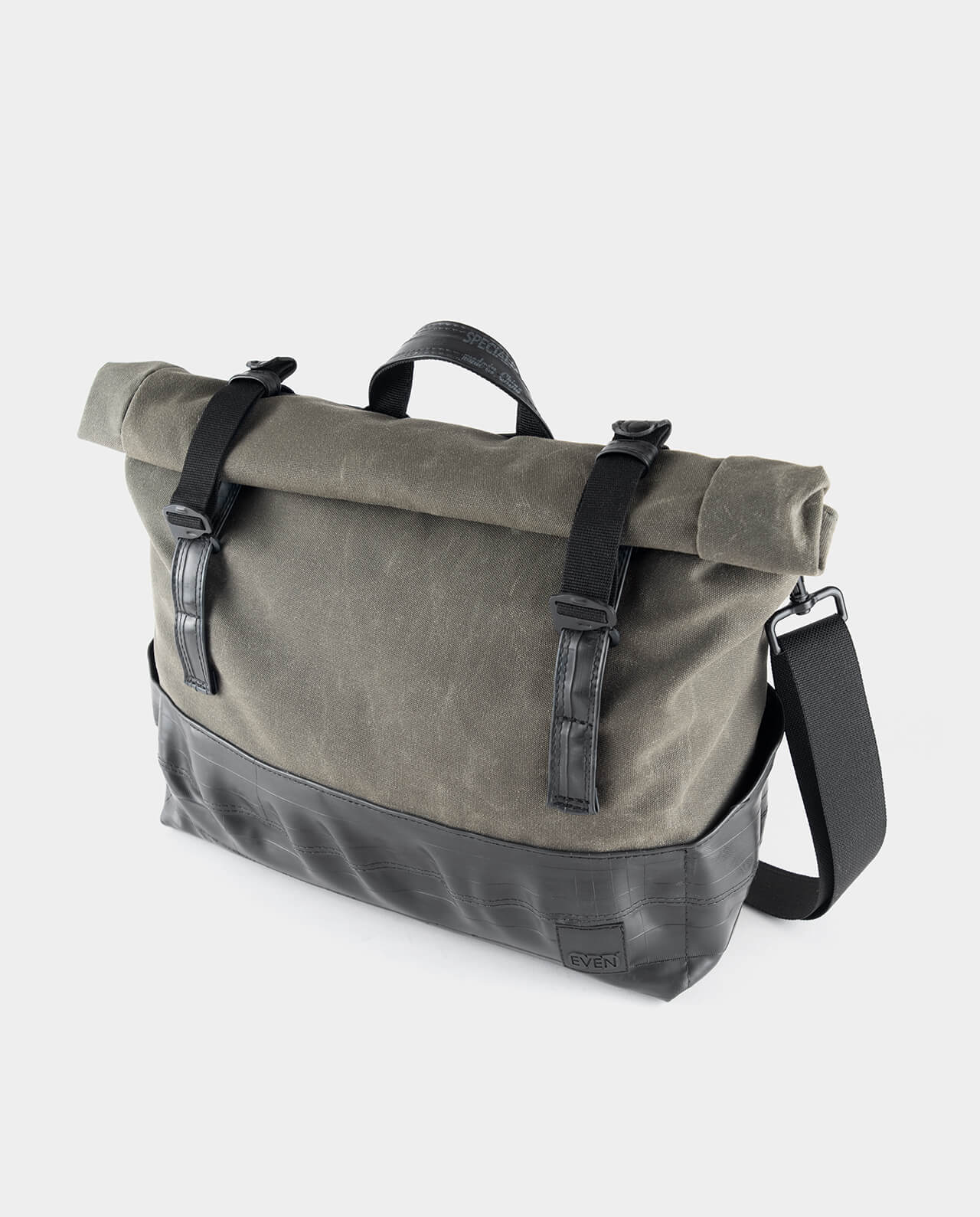 Graham Rolltop Messenger Bag Evenodd