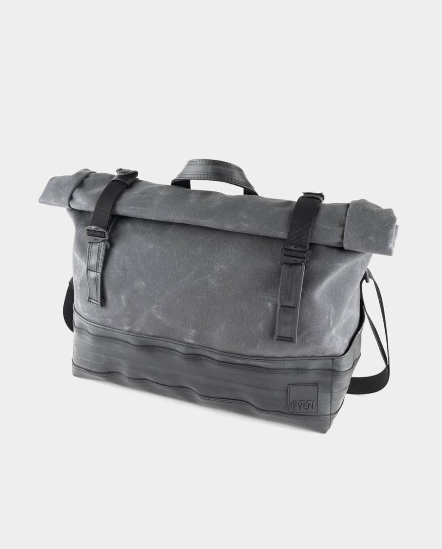 rolltop messenger bag for laptops
