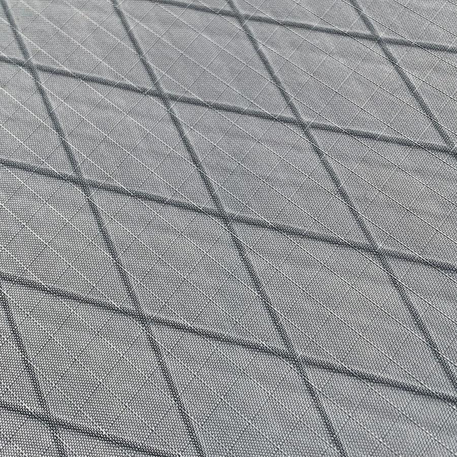silver x-pac waterproof ripstop