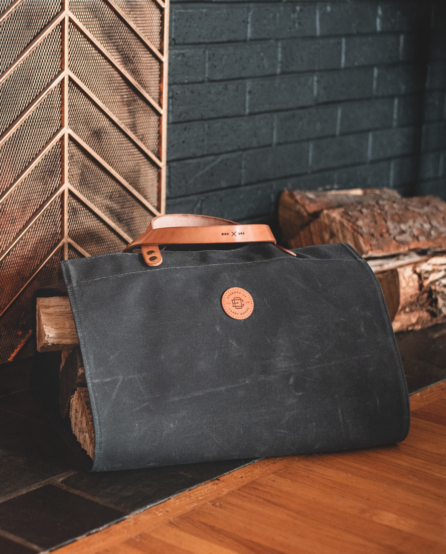 Firewood Carrier Tote